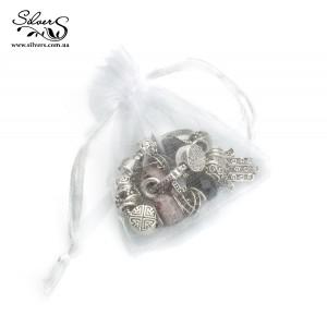 Подарочные мешочки органза, С0004