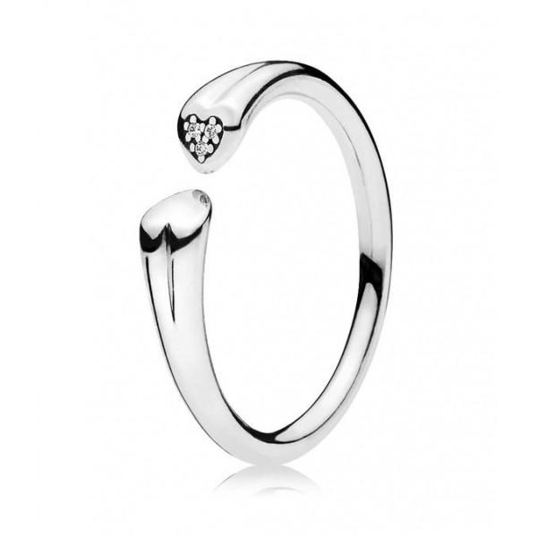 "Кольцо ""Два сердца"" , 2192"