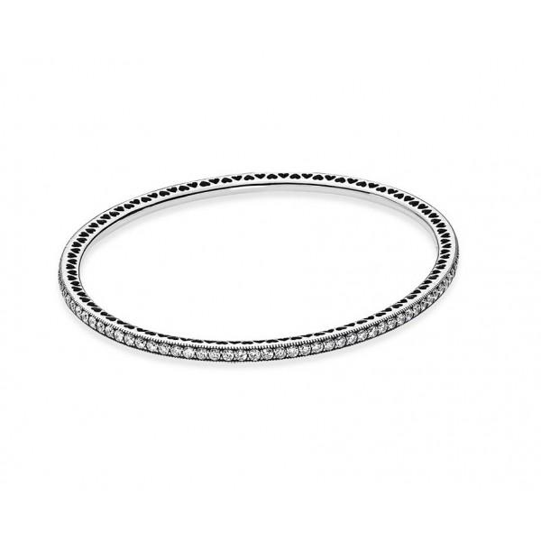 Овальный браслет-обруч , 2298
