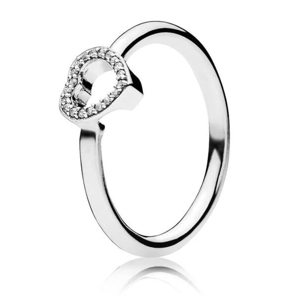 "Кольцо ""Контур сердца"" , 2305"