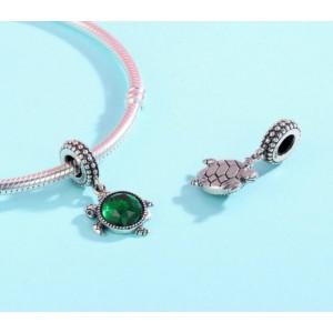 """Подвеска """"Зеленая черепаха""""  , С2369"""
