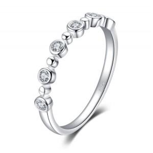 Кольцо с цирконием , С2400