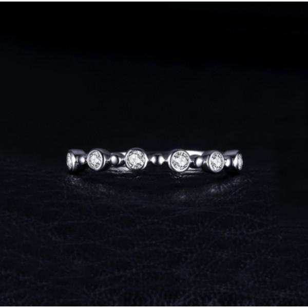 Кольцо с цирконием , 2400