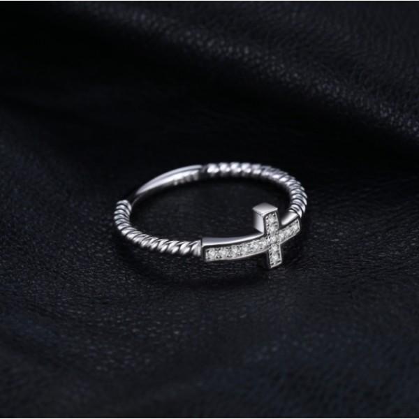Кольцо с цирконием, 2402