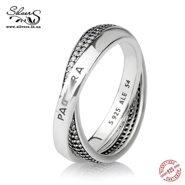 """Кольцо """"Обещание"""" , С2062"""
