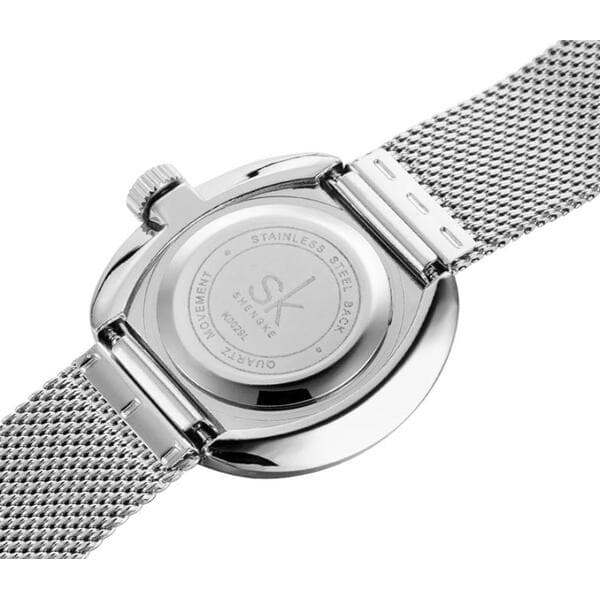Часы SK серебро, 2663