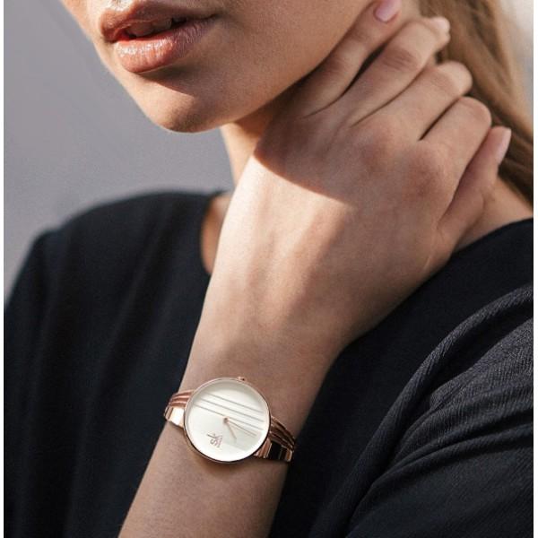 Часы SK золотые, 2664