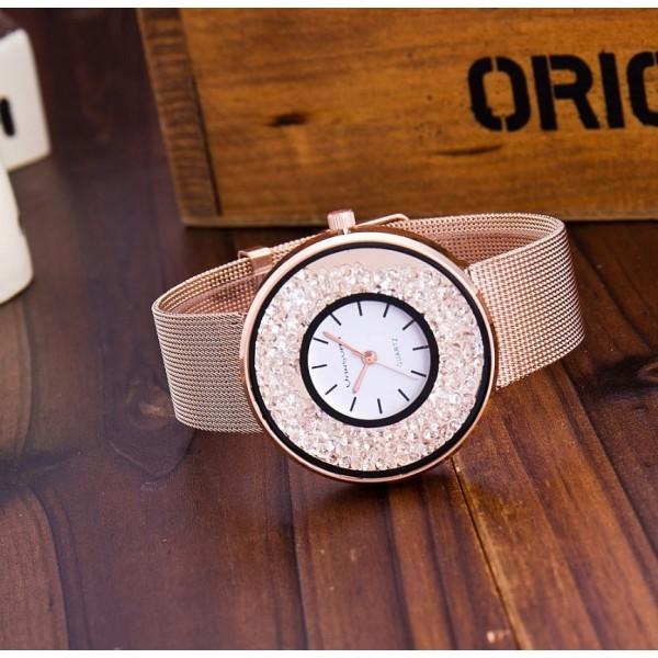 Часы Vansvar серебристые, 2858