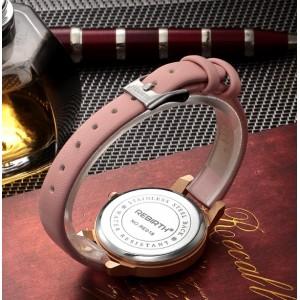 Часы REBIRTH розовые, С2746