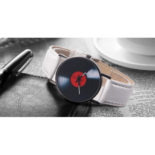 Часы Susenstone с ретро пластинкой, 2875