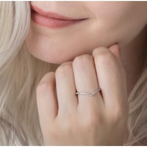 """Кольцо """"Блестящее желание"""" , С3414"""