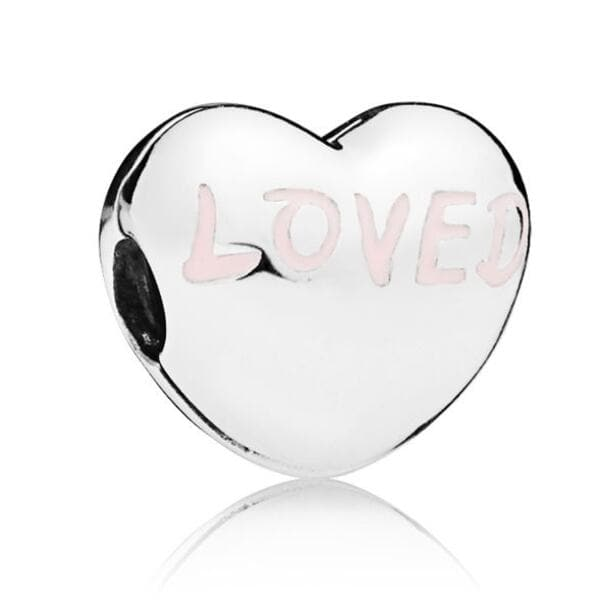 "Кліпса ""Улюблене серце"", С3898"