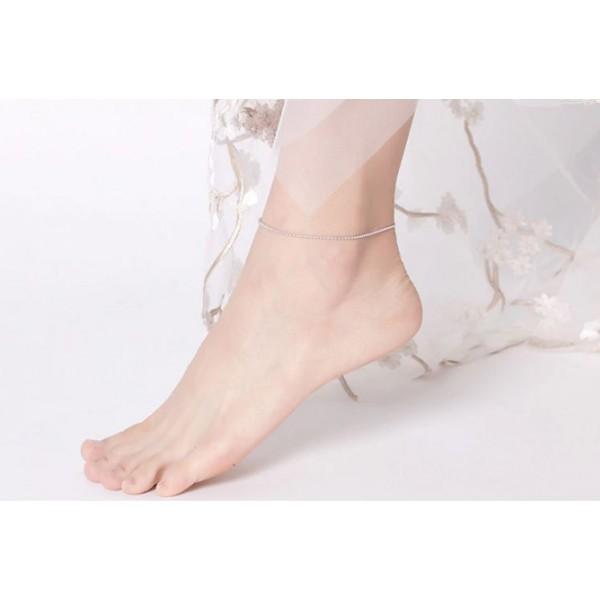 Браслет цепочка на ногу, С4694