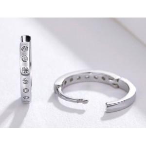 Серьги-кольца, 4762