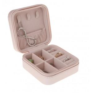 Мини шкатулка для украшений органайзер , С4918