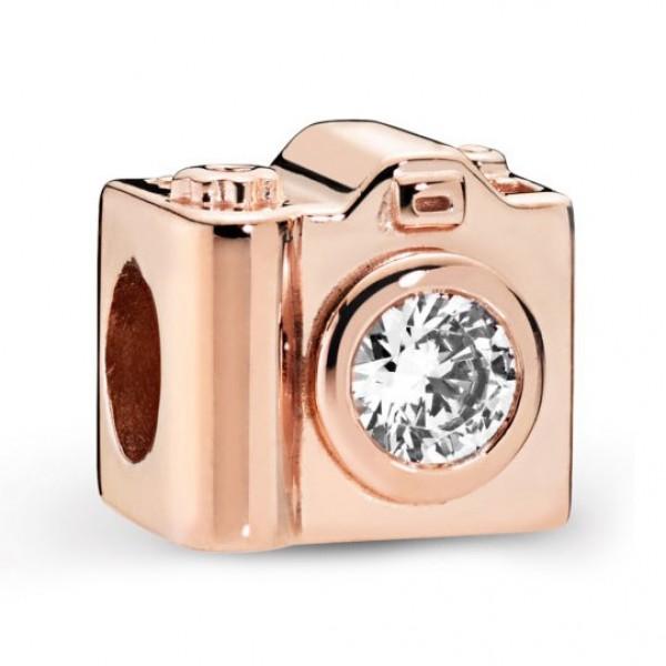 "Шарм ""Фотоаппарат"" Rose, С4946"