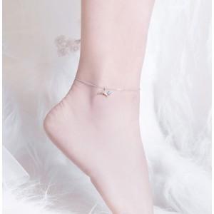 Браслет цепочка на ногу, С7313