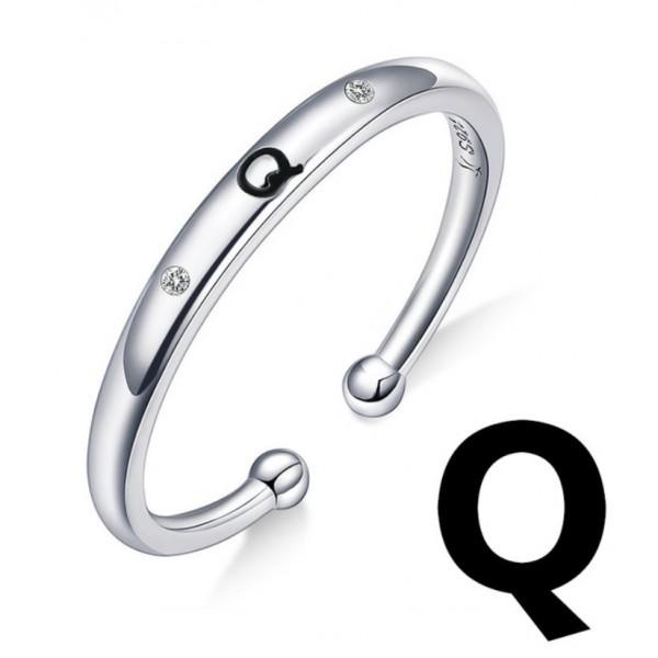 """Кільце """"Буква Q"""", С4999"""