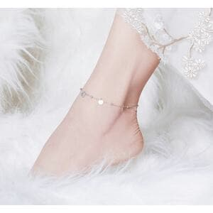 Браслет цепочка на ногу, С5013
