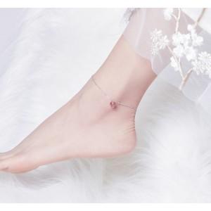 Браслет цепочка на ногу, С5014