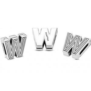 "Reflexions Кліпса ""Буква W"", С5101"
