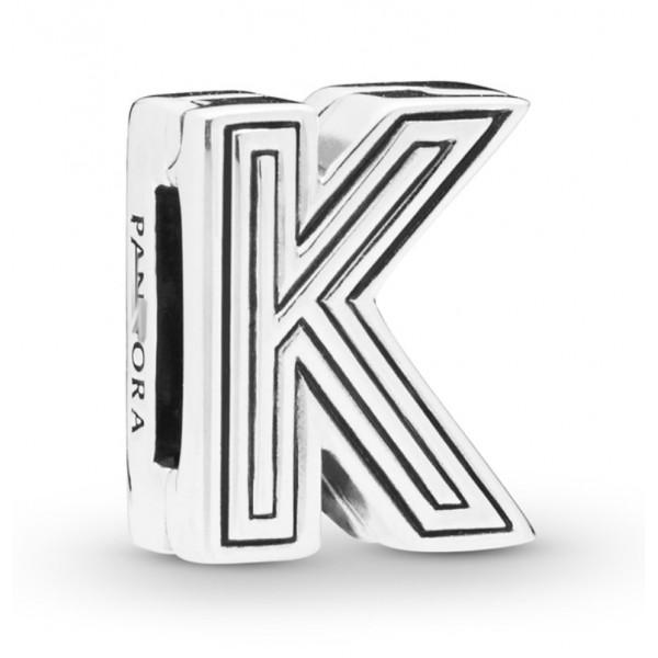 "Reflexions Клипса ""Буква K"" , С5112"