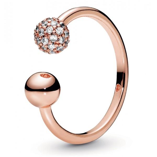 """Кольцо """"Формула счастья"""" Rose, 5265"""