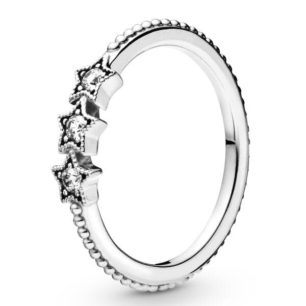 """Кольцо """"Небесные звезды"""" , 5537"""
