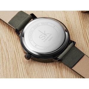 Жіночі годинники SK, коричневі, С5729