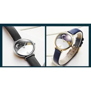 Женские часы SK, черные, С5730