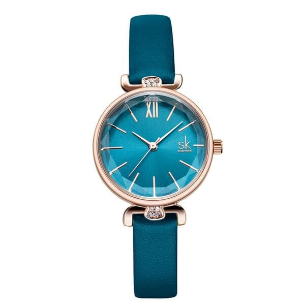 Жіночі годинники SK, сині, С5736