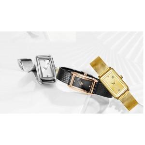 Женские часы SK, серебристые, С5739