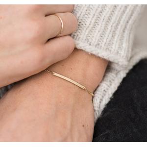 Жіночий браслет ланцюжок, С7336