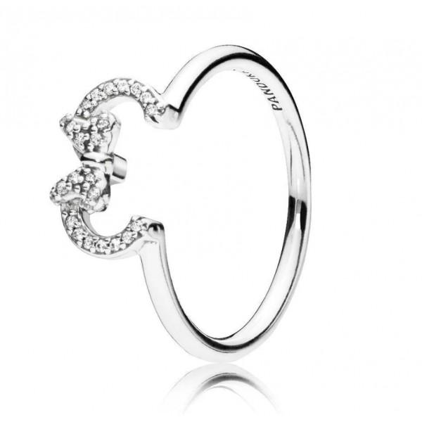 "Серебряное кольцо ""Disney. Минни Маус"" , 6080"