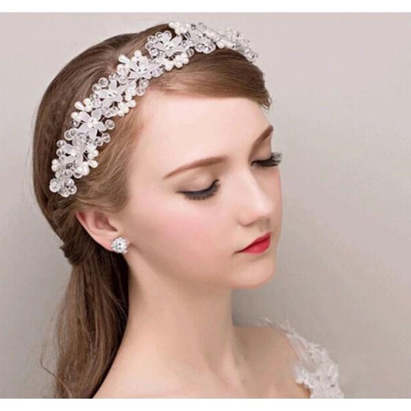 Веточка для волос для невесты, С6091
