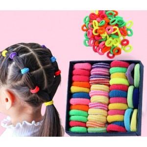 Резинки для волос, 100 шт, С6187