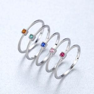 "Кольцо из серебра ""Minimal"", С6224"