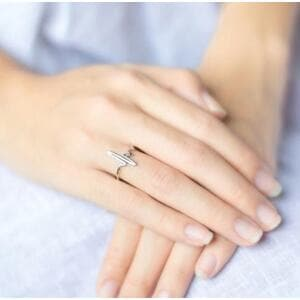 """Женское кольцо """"Minimal"""", С6351"""