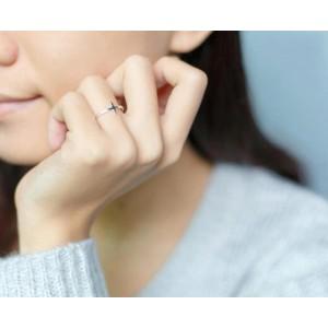 """Жіноче кільце """"Minimal"""", С6355"""