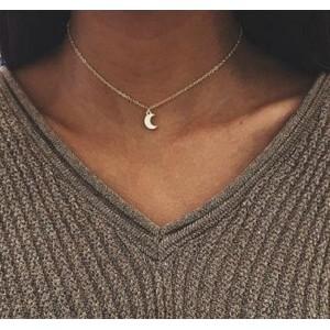Ожерелье-чокер цепочка, С7093