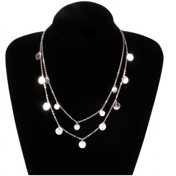 Женское ожерелье цепочка, С7211