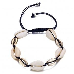 Женский браслет с ракушками, С7513