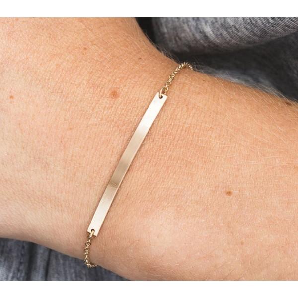 Жіночий браслет ланцюжок, С7712