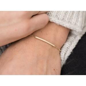 Жіночий браслет ланцюжок, С7714