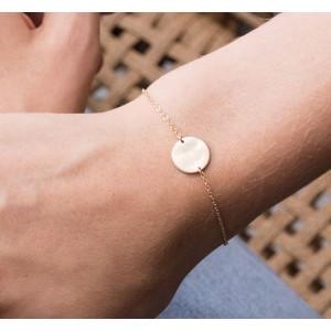 Женский браслет цепочка, С7715