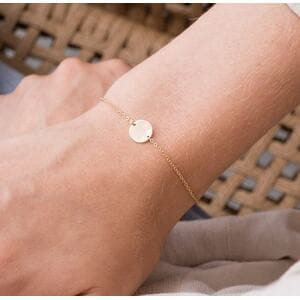 Жіночий браслет ланцюжок, С7716