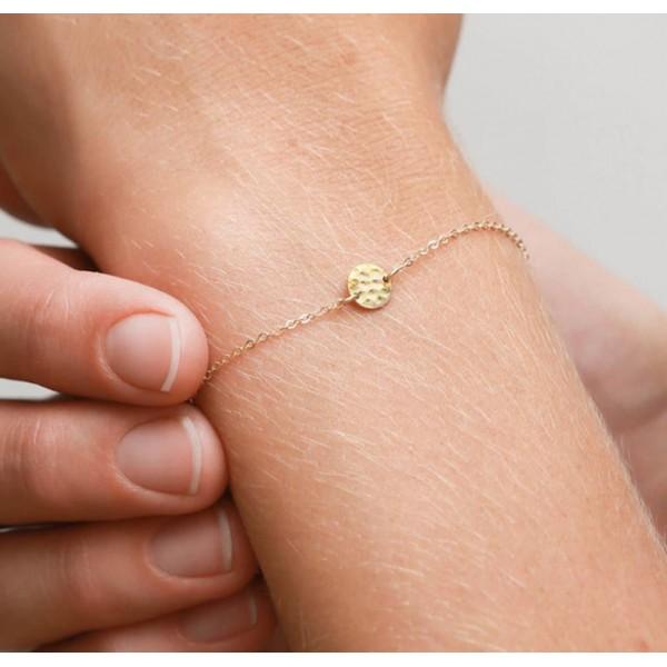 Жіночий браслет ланцюжок, С7718