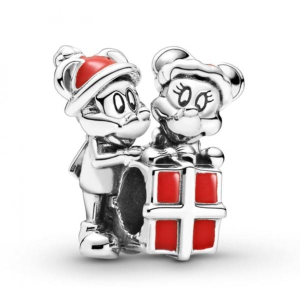 """Шарм Disney """"Микки и Минни с подарком"""" , С8225"""
