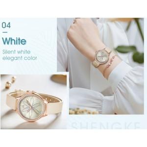 """Часы женские """"SK"""", белые, С8856"""