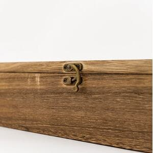 Деревянная шкатулка для часов, 8 шт, С10003